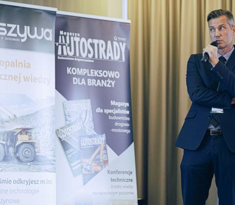 Rafał Czapski, kierownik Regionu Południe, Powerstone