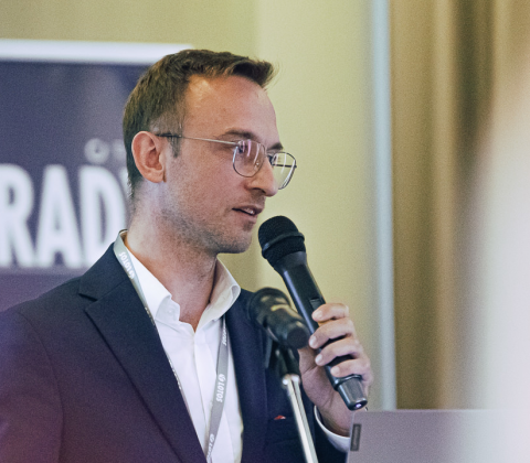 Łukasz Machniak, Polski Związek Producentów Kruszyw, AGH Akademia Górniczo-Hutnicza w Krakowie